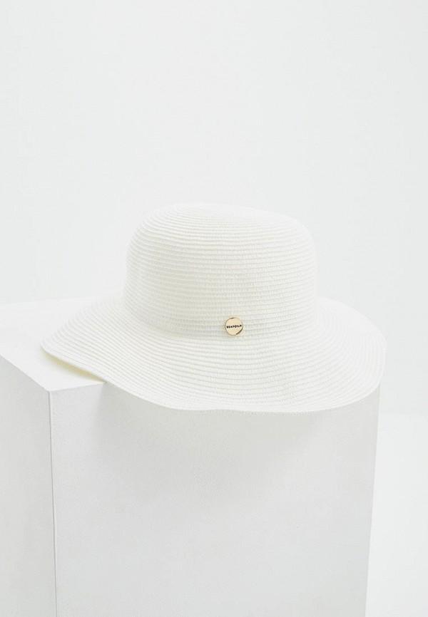 женская шляпа seafolly australia, белая