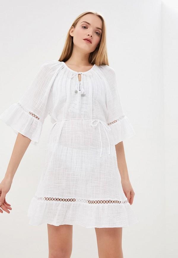 Платье пляжное Seafolly Australia Seafolly Australia SE036EWEFQG7 цены онлайн