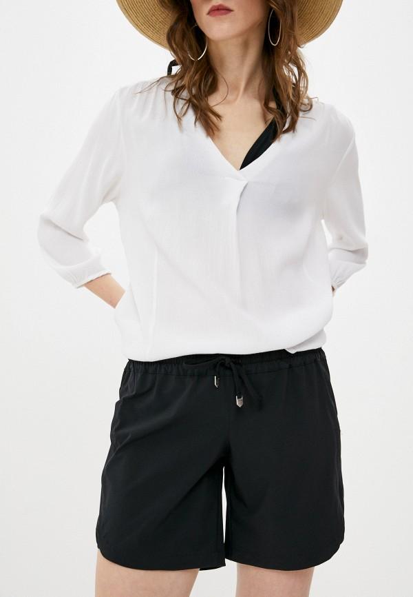 женские повседневные шорты seafolly australia, черные