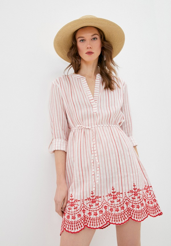 женское платье seafolly australia, красное
