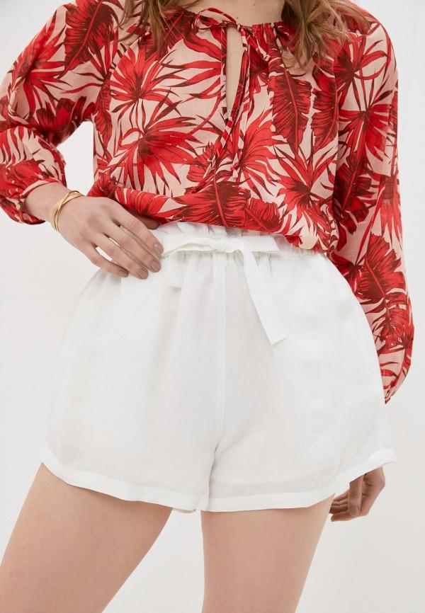женские повседневные шорты seafolly australia, белые