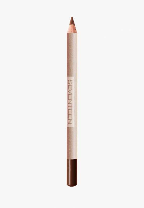 карандаш для губ seventeen, фиолетовый