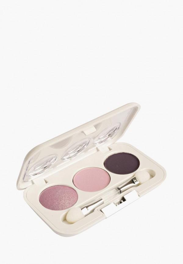 Купить Тени для век Seventeen, трио т.107 PERFECT HARMONY EYES фиолетовый, сиреневый, розовый, se039lwcwqh1, Весна-лето 2019