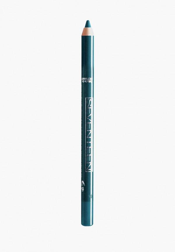карандаш для глаз seventeen, голубой