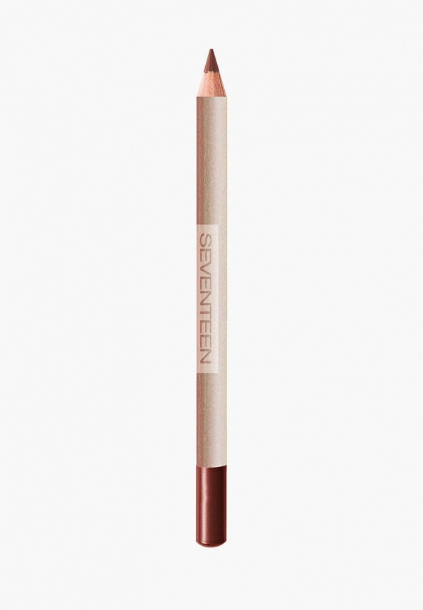 Карандаш для губ Seventeen Seventeen SE039LWUWY58 seventeen super smooth waterproof lip liner карандаш для губ водостойкий тон 02 розовый 1 2 гр