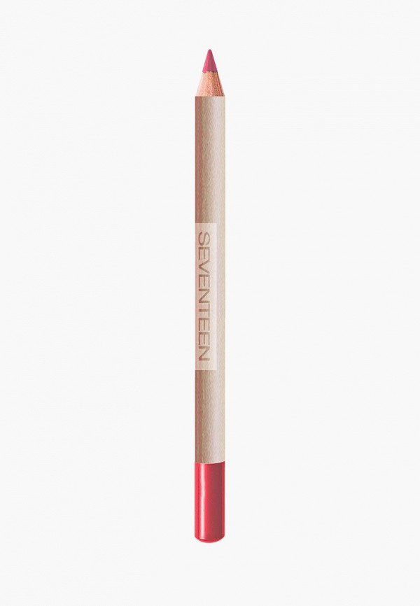 Карандаш для губ Seventeen Seventeen SE039LWUWY65 seventeen super smooth waterproof lip liner карандаш для губ водостойкий тон 02 розовый 1 2 гр