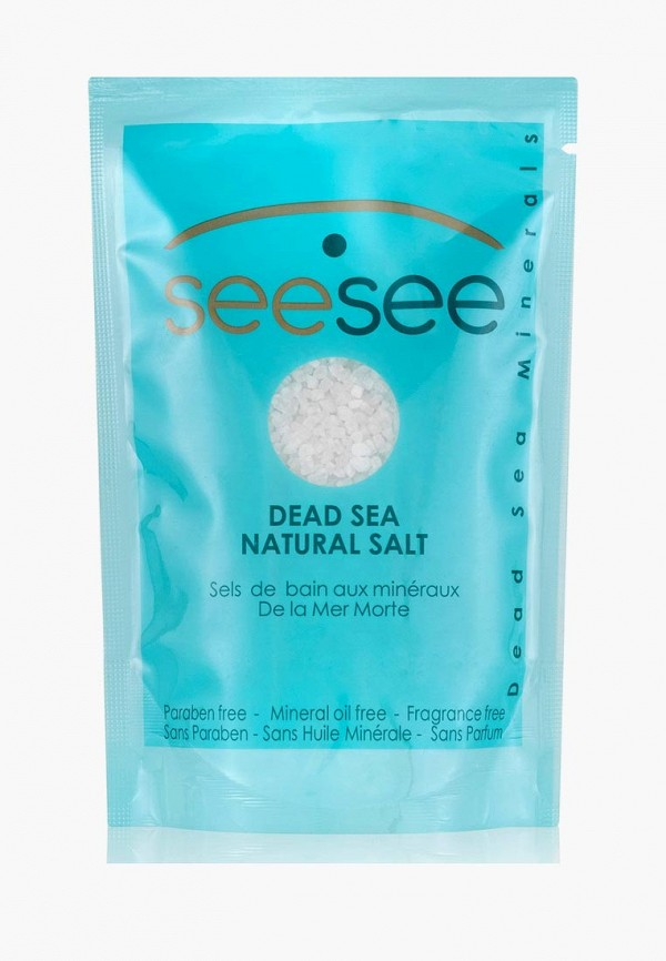 Соль для ванн SeeSee SeeSee SE046LWDCPC8 соль для ванн dr sea соль мертвого моря
