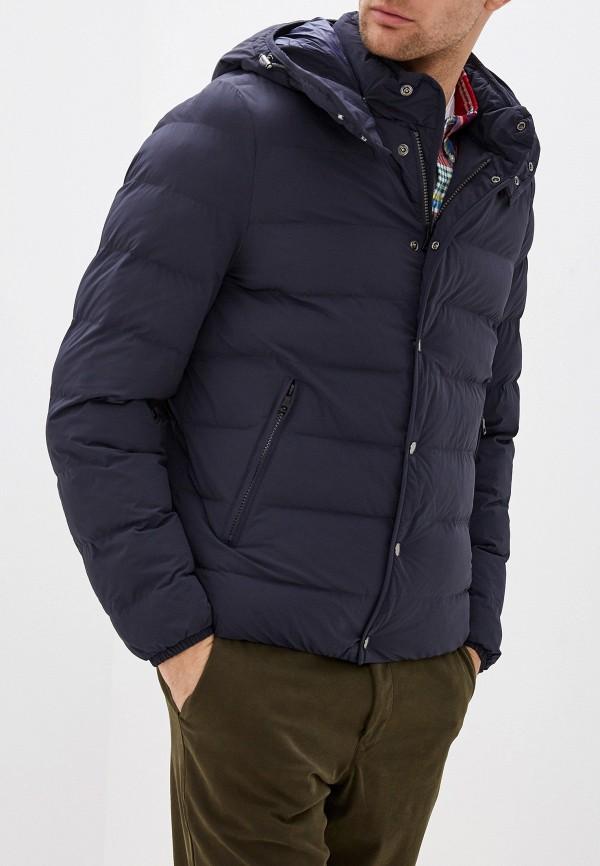 мужская куртка seventy, синяя
