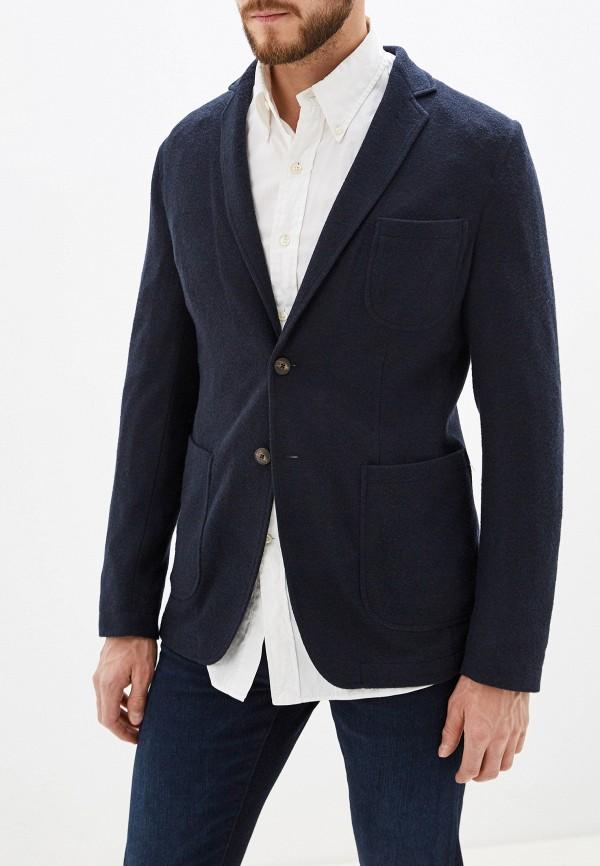 мужской пиджак seventy, синий