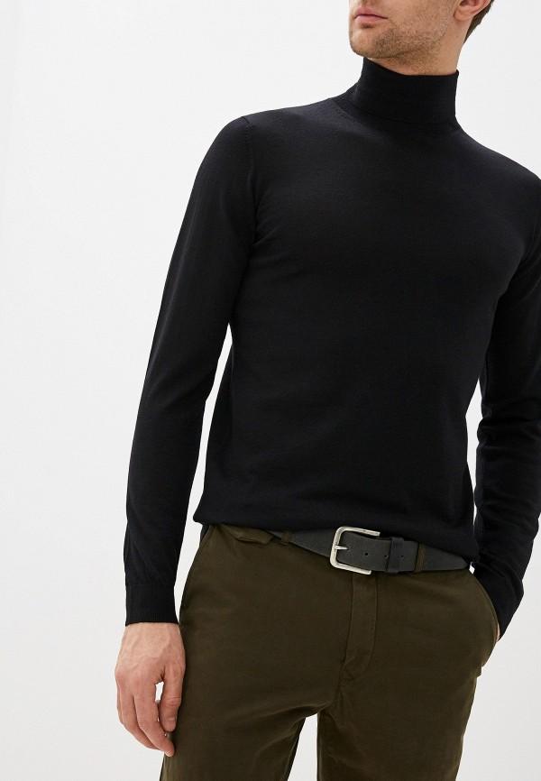 мужская водолазка seventy, черная
