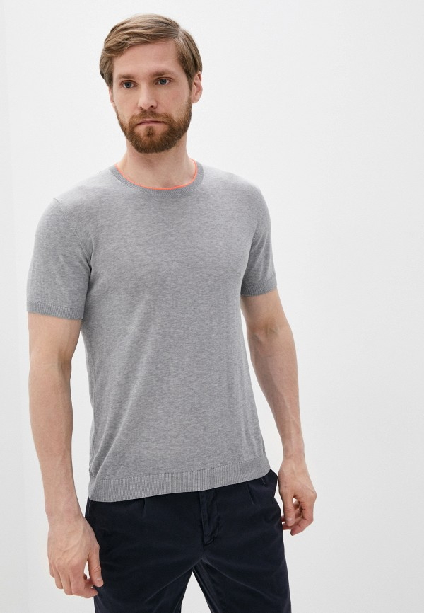 мужская футболка seventy, серая