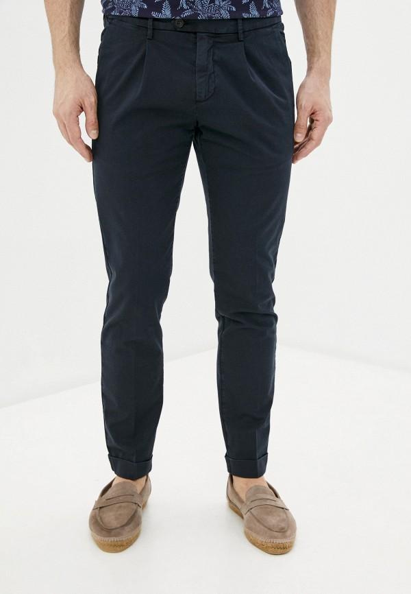 мужские брюки чинос seventy, синие