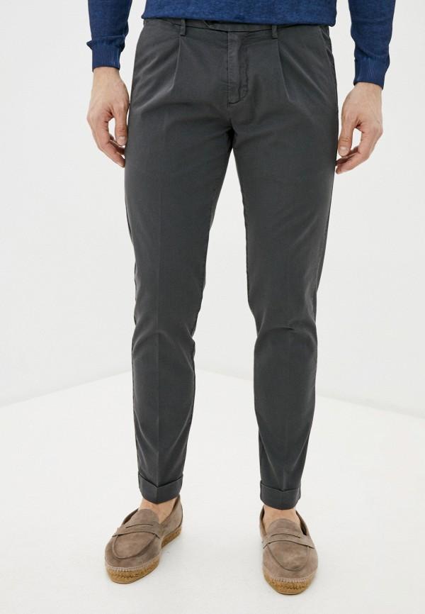 мужские повседневные брюки seventy, серые