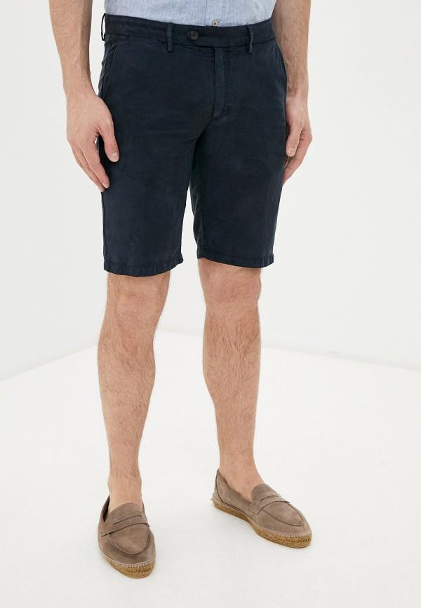мужские повседневные шорты seventy, синие