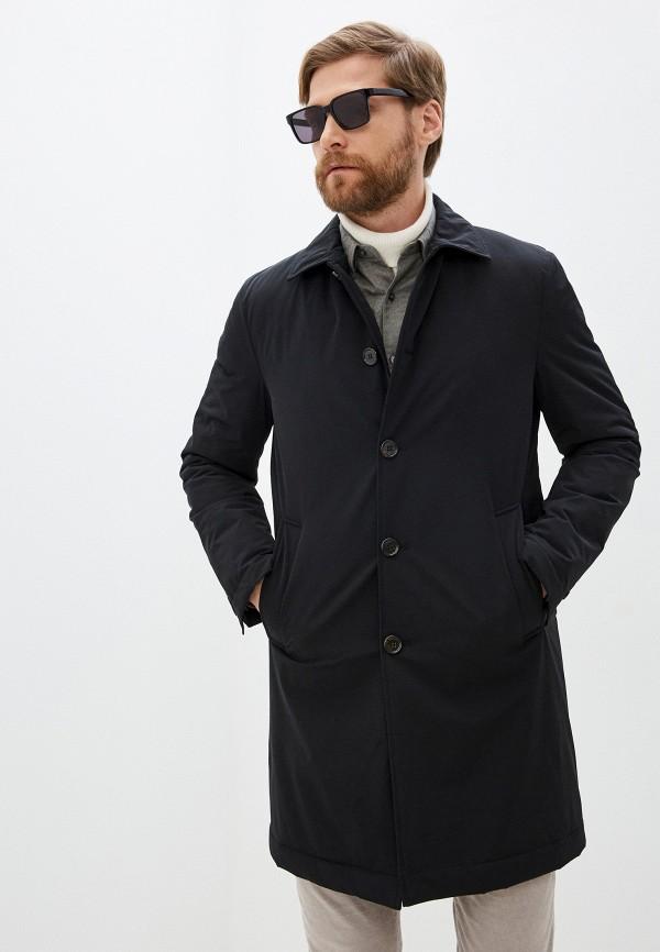мужская куртка seventy, черная