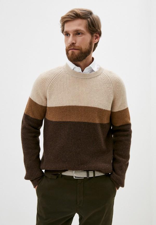 мужской джемпер seventy, коричневый