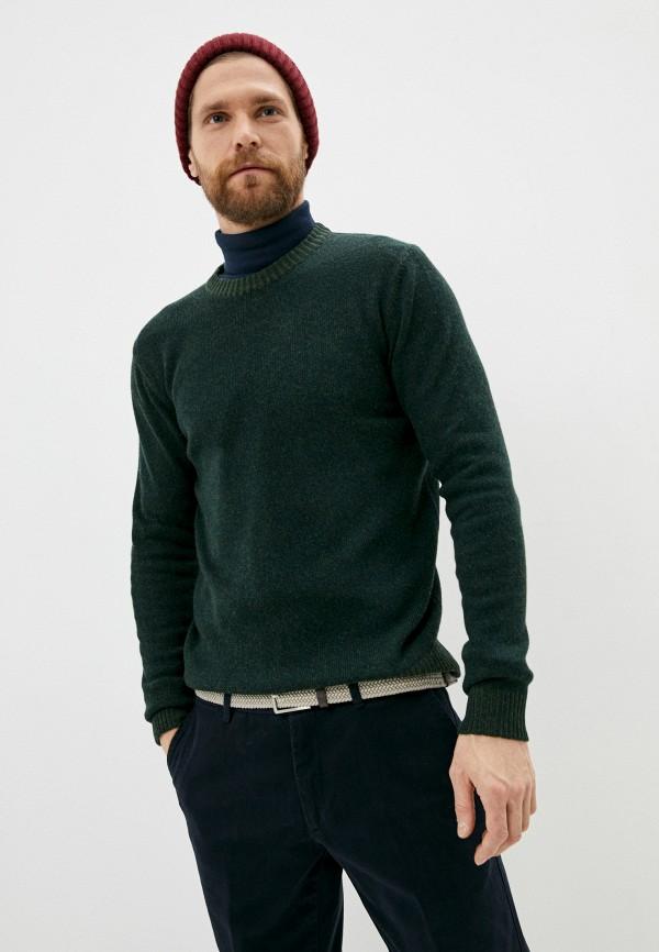 мужской джемпер seventy, зеленый