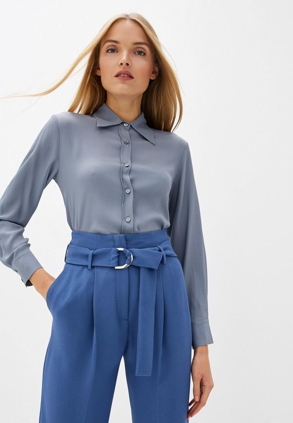 женская блузка seventy, серая
