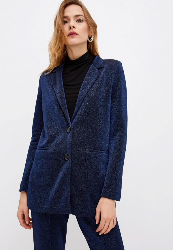 женский пиджак seventy, синий