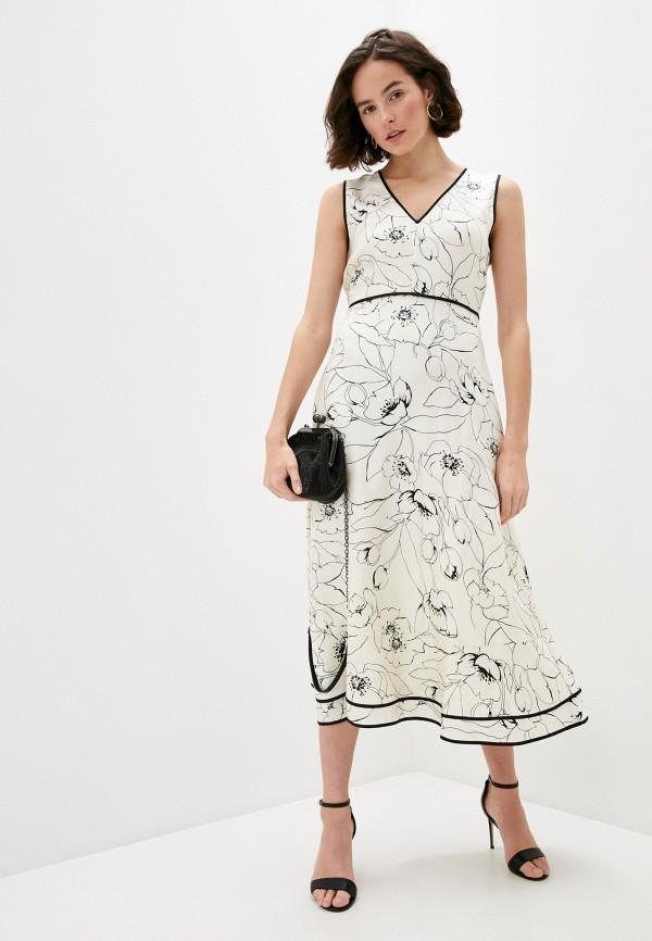 женское платье мини seventy, белое