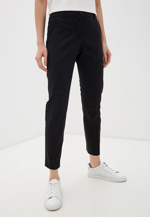 женские повседневные брюки seventy, черные
