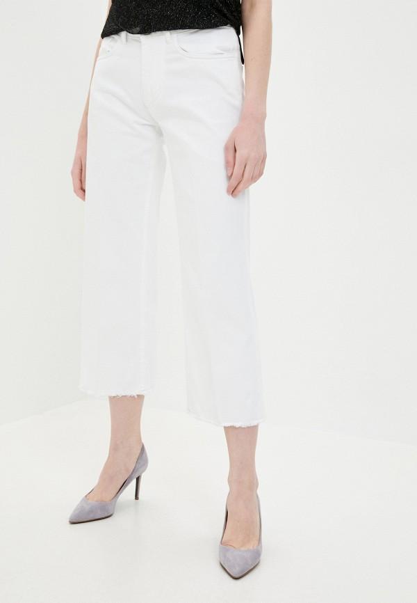 женские прямые джинсы seventy, белые