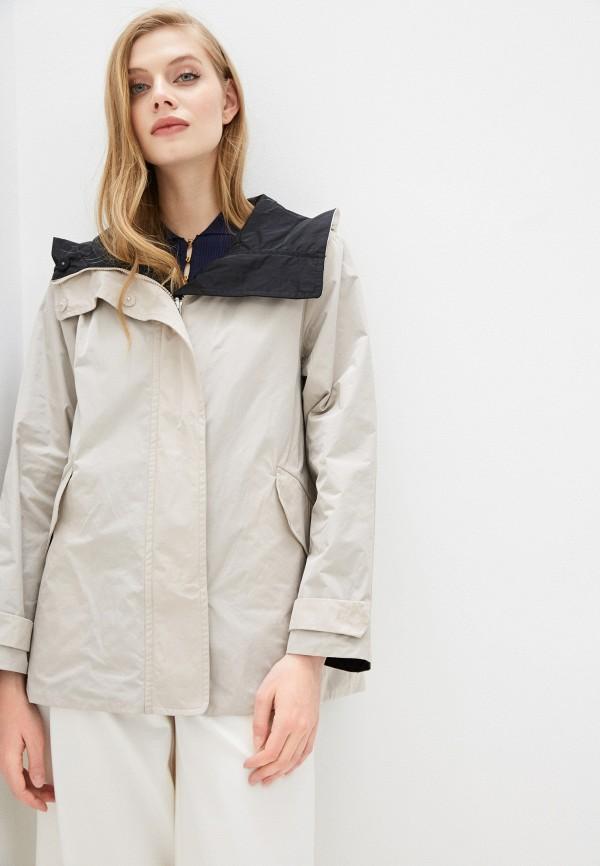 женская куртка seventy, разноцветная