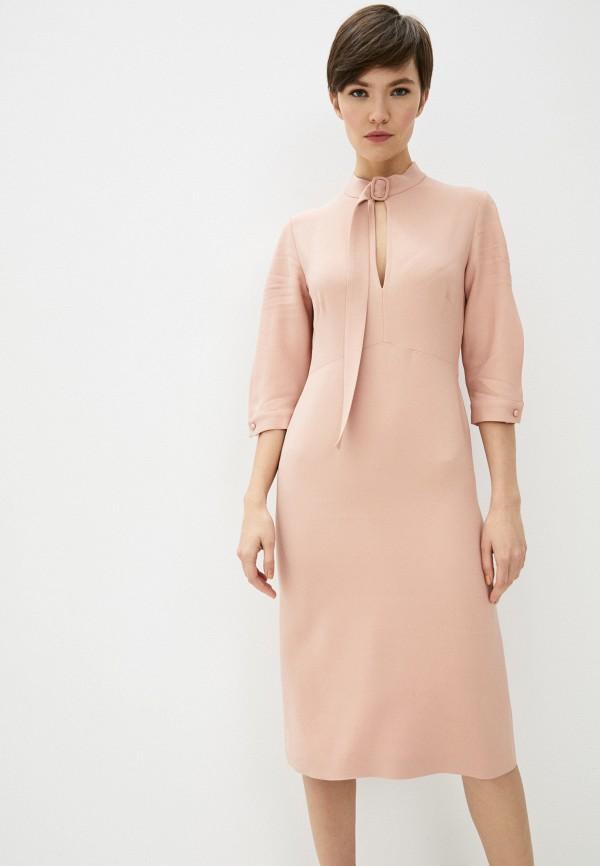 женское повседневные платье seventy, розовое