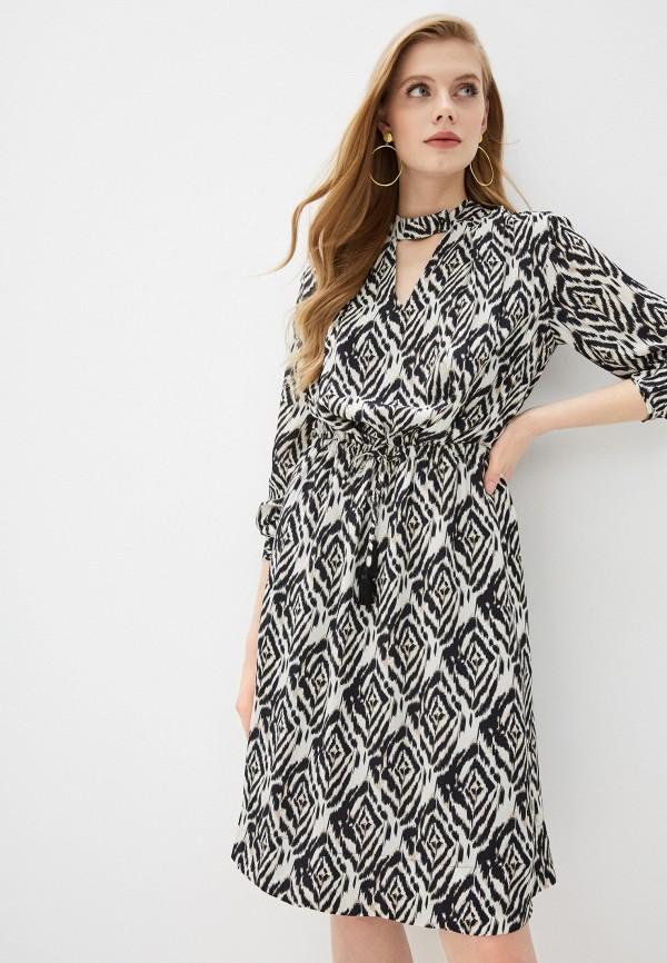 женское повседневные платье seventy, разноцветное