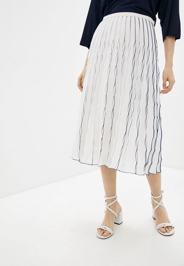 женская юбка мини seventy, белая