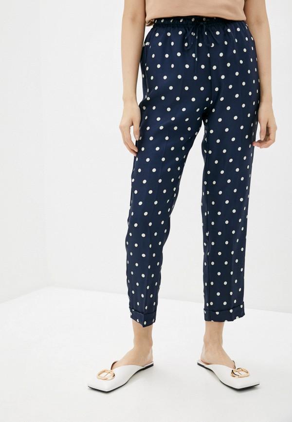 женские повседневные брюки seventy, синие