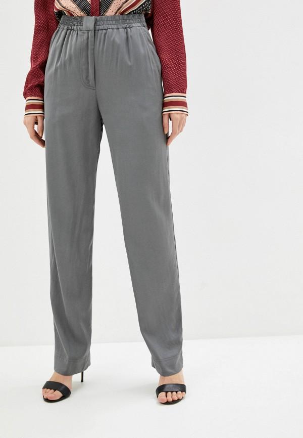женские повседневные брюки seventy, серые