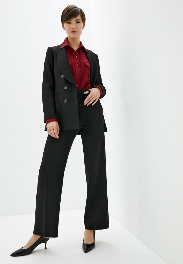 женский костюм seventy, черный
