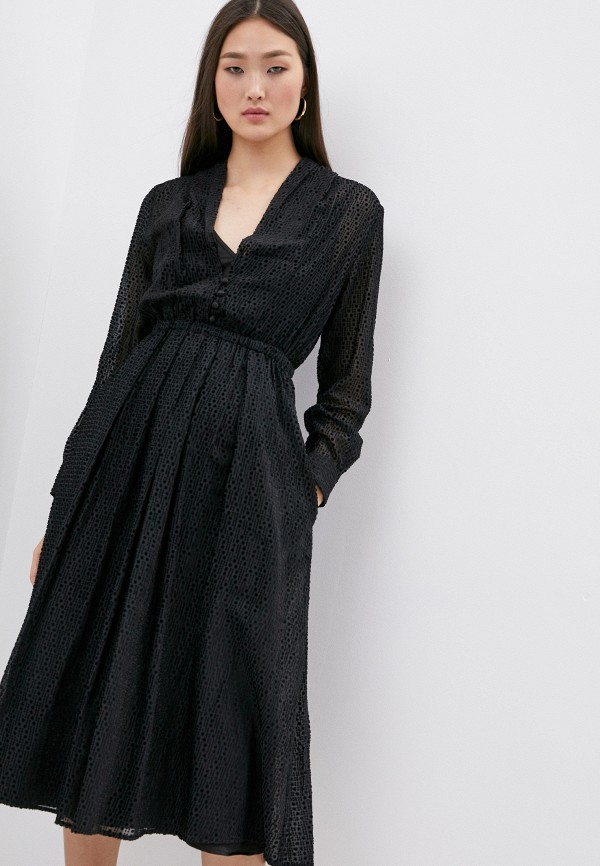 женское вечерние платье seventy, черное