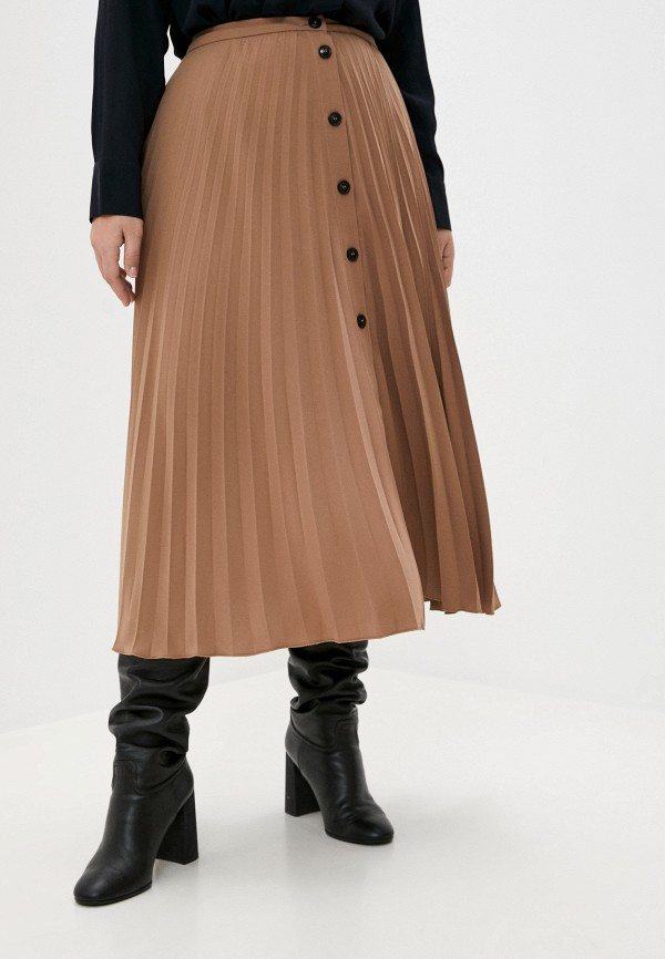 женская юбка seventy, бежевая