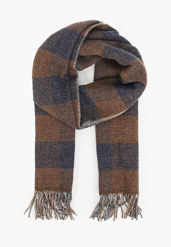 мужской шарф seventy, разноцветный