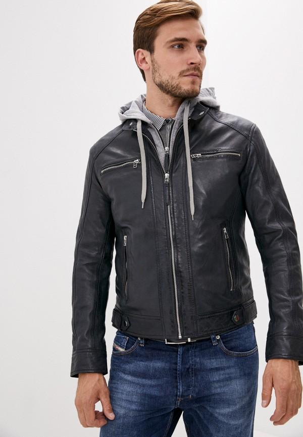 мужская куртка serge pariente, синяя