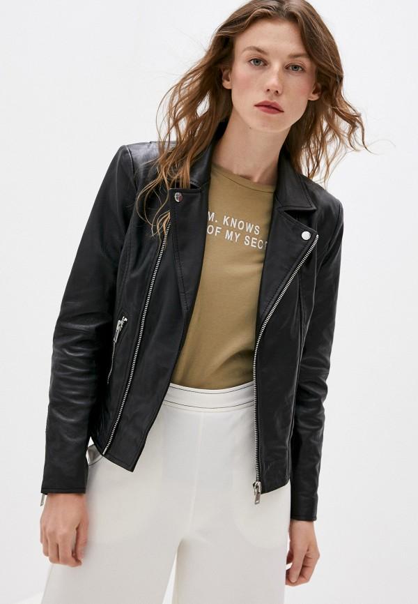 женская куртка serge pariente, черная