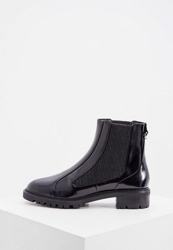 женские ботинки senso, черные