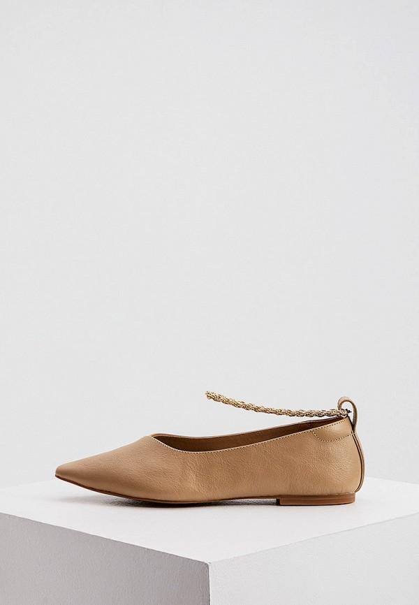 женские туфли senso, бежевые