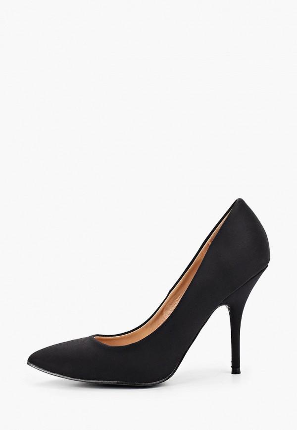 женские туфли second lady, черные