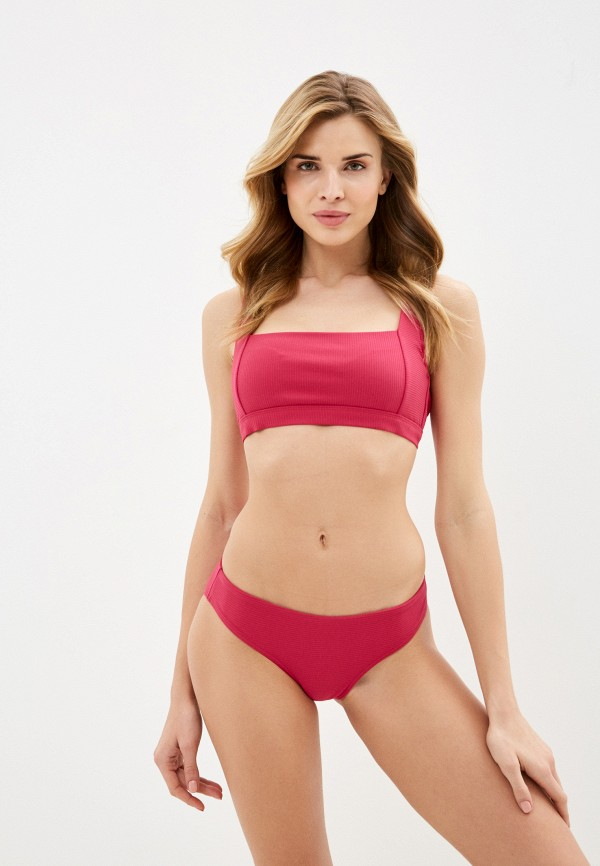 женский лиф sea level, розовый