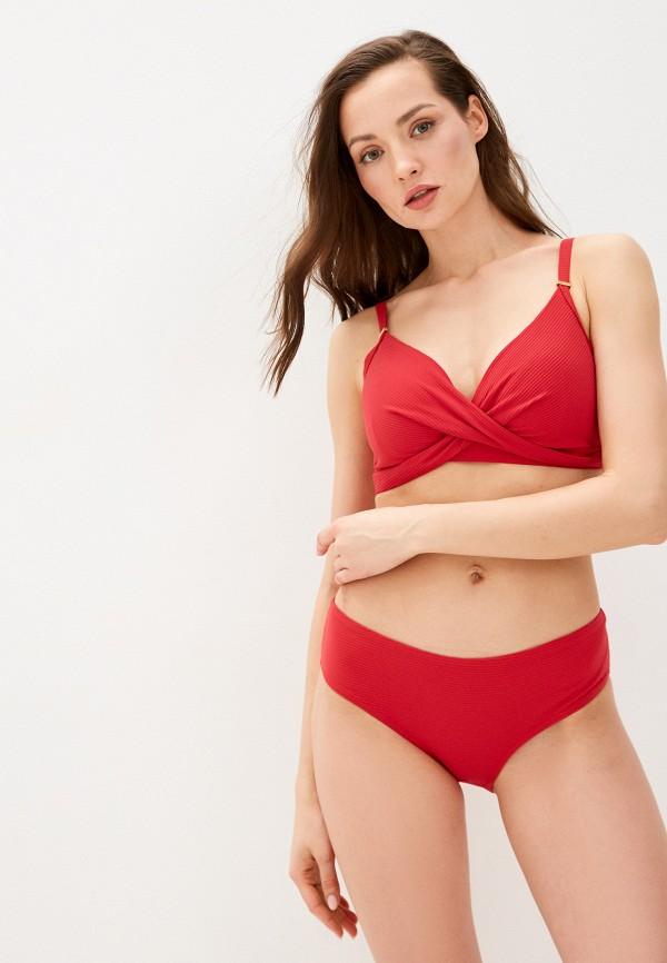 женский лиф sea level, красный