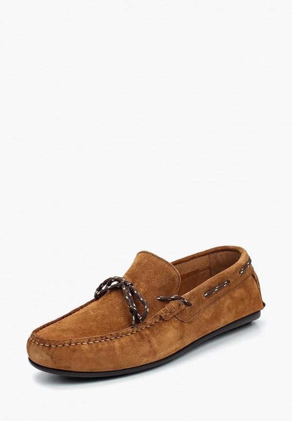 Купить Мокасины Selected Homme, SE392AMAFUE0, коричневый, Весна-лето 2018