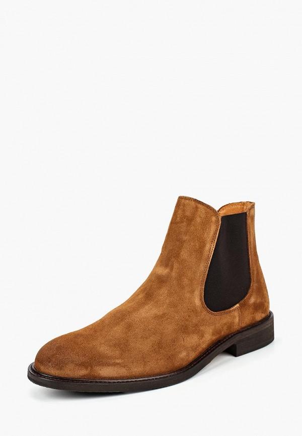 Купить Ботинки Selected Homme, se392amcemd6, коричневый, Осень-зима 2018/2019