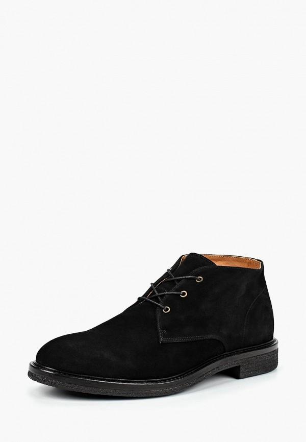 Купить Ботинки Selected Homme, SE392AMCEME0, черный, Осень-зима 2018/2019