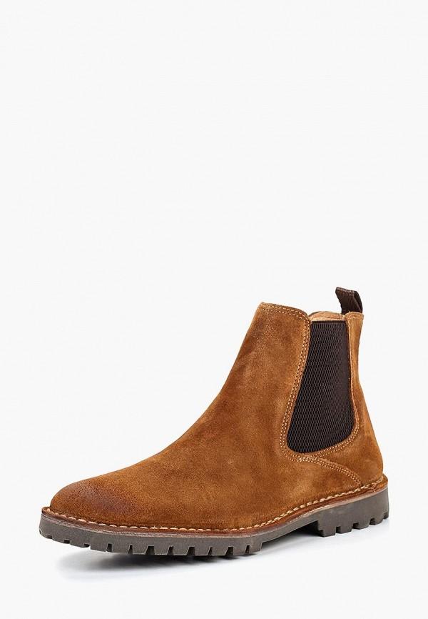 Купить Ботинки Selected Homme, SE392AMCEME3, коричневый, Осень-зима 2018/2019