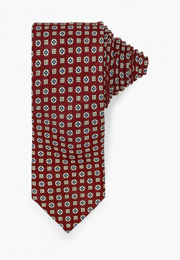 мужские галстуки и бабочки selected homme, бордовые