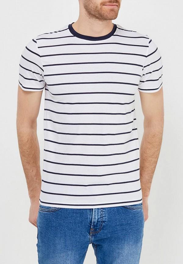 Купить Футболка Selected Homme, SE392EMAPIO3, белый, Весна-лето 2018
