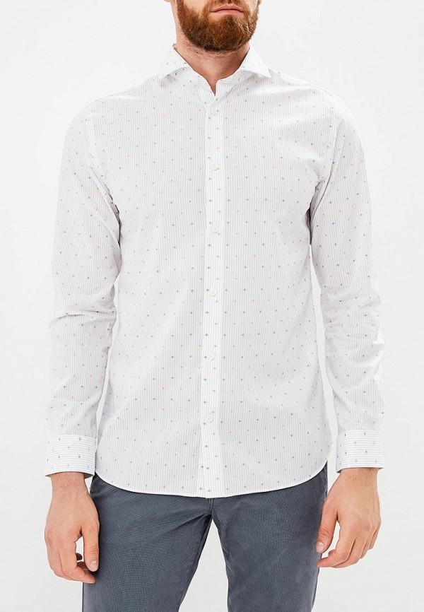 Купить Рубашка Selected Homme, SE392EMBKOA0, белый, Осень-зима 2018/2019